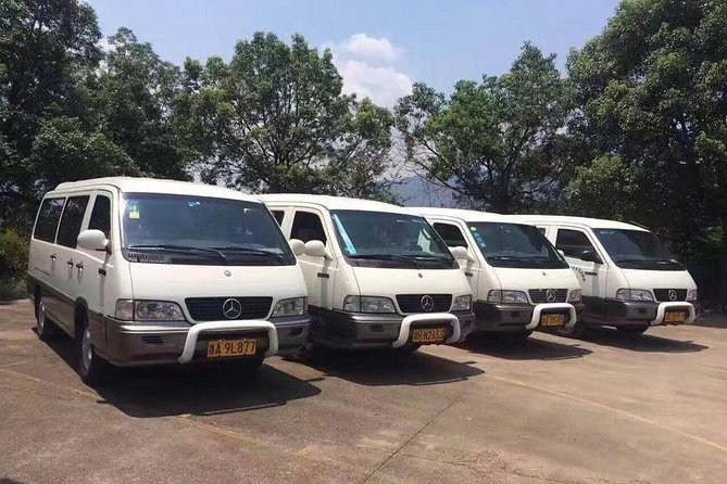 Private Round-Trip Transfer Service to Wutaishan from Pingyao photo 2