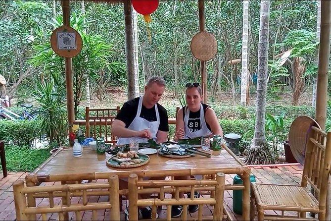 Hue Tours - Thuy Bieu Cooking Class