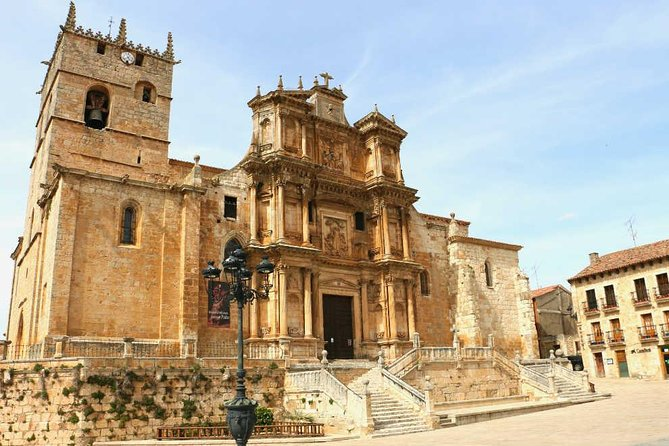 Complete Tour of Ribera del Duero - Small group hotel pick up from Madrid