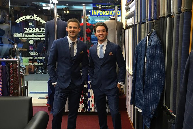 We provide suits, shirts, trousers , dresses