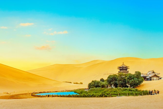 Dunhuang Highlights One Day Private Tour