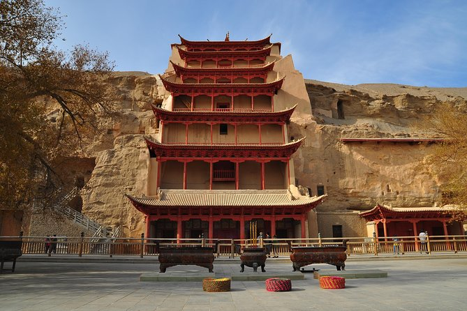 The World Heritage --Mogao Grottoes Half Day private Tour