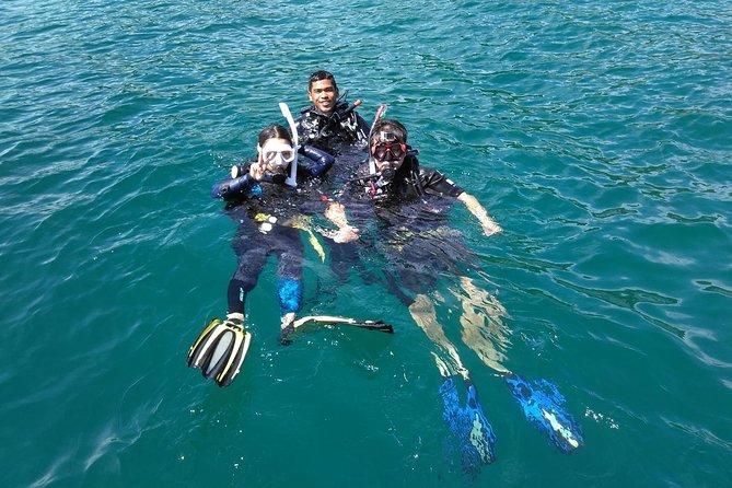 (3 Days) PADI Open Water Diver Course Kota Kinabalu