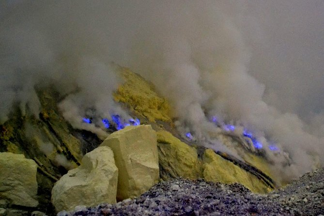 Ijen Crater Blue Fire Sharing Tour