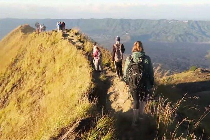 All In : Mount Batur Sunrise Trekking - Free WiFi
