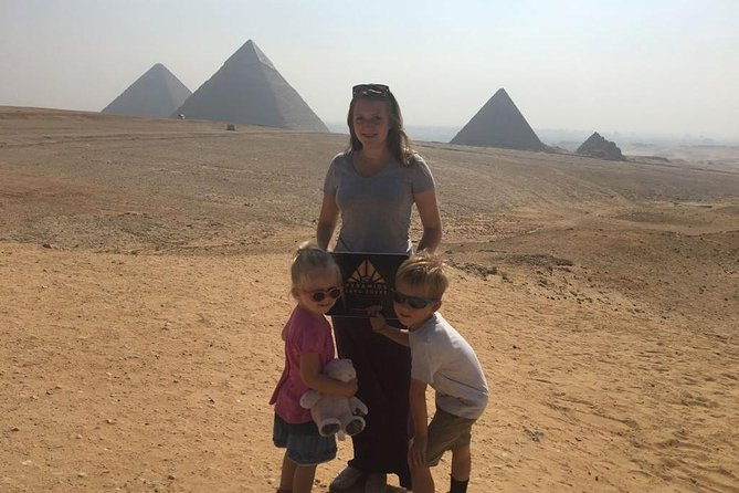 2-Day Private Guided Tour to Giza, Saqqara, Dahshur and Cairo and 2 evenings