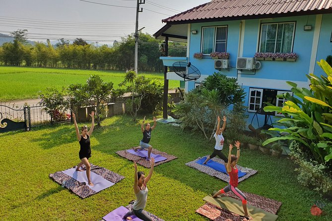 Yoga & Meditation Retreat in Chiang Mai
