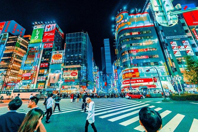 Shinjuku Walking Tour