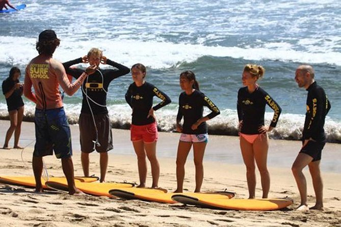 Bali Odyssey Surf Lessons with Private Transport (1 Instructor : 2 persons)