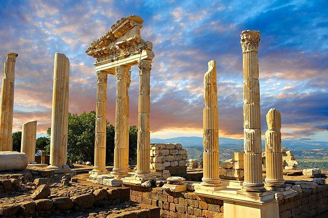Private Tour : Pergamum and Asklepion Tour from Izmir
