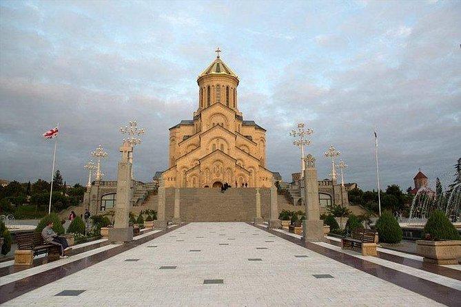 Walking tour in Tbilisi