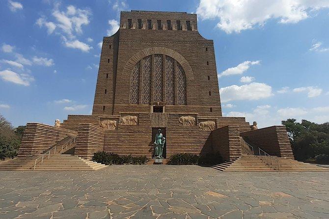 Pretoria/Johannesburg/soweto & Apartheid museum tour