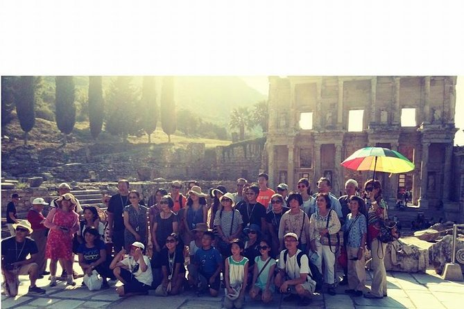 Ephesus Small Group Tour from Izmir
