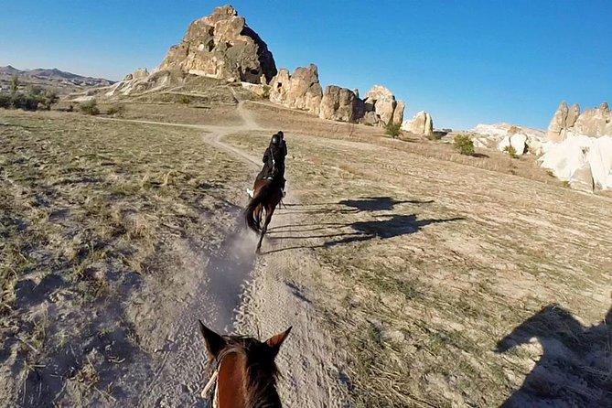 Cappadocia Sunset Horse Riding through the Valleys and Fairy Chimneys