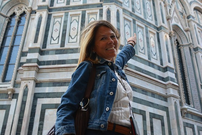 Skip the line Florence Dome Baptistery and Museum private tour