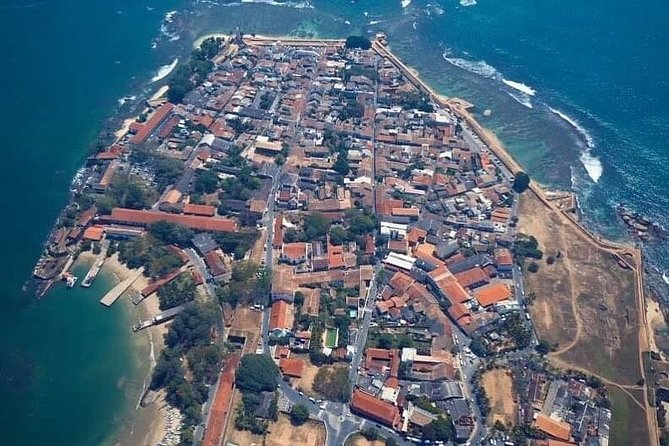 Galle sightseeing tour