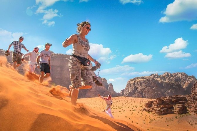 Wadi Rum from Aqaba