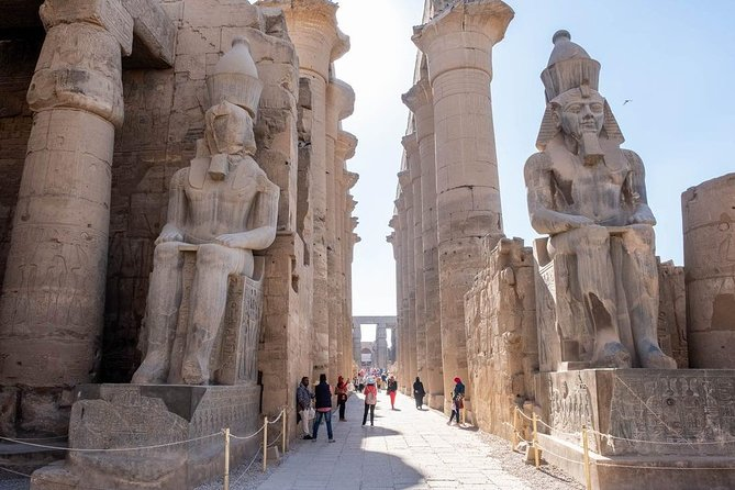 Book 4 Days 3 Nights From Aswan to Luxor included sight seen and private tour