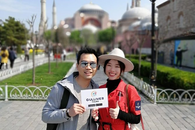 Hagia Sophia &Topkapı Palace Guided Tours /Skip The Lines