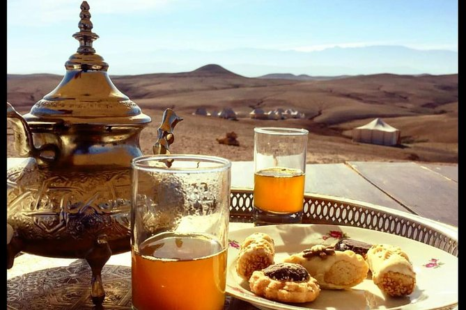2 Day Trip To Desert Agafay With Camel Ride From Marrakech