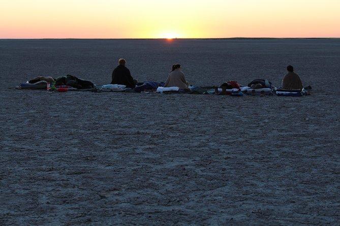 Makgadikgadi Pans Overnight:sleep under the stars| from kasane