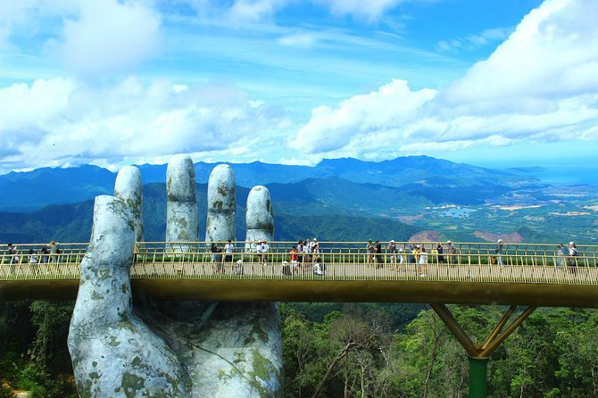 Ba Na Hills - Golden Bridge with Thelocaltours photo 2