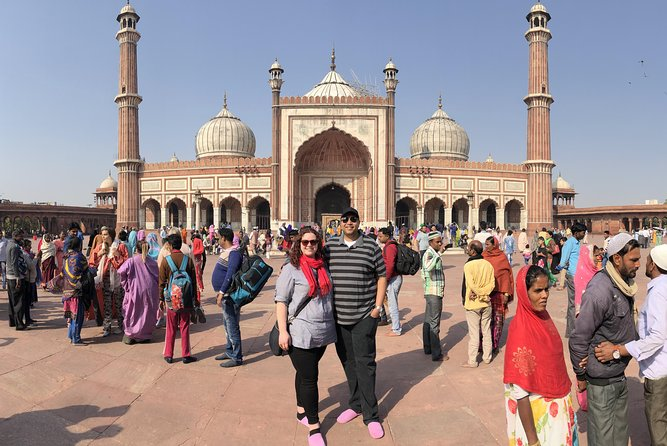 Delhi Sightseeing Private day tour