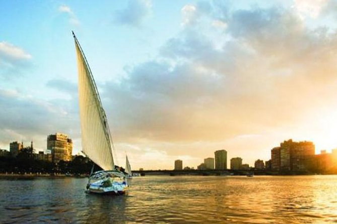 Sail The Nile In A Traditional Egyptian Felucca - Day Trip