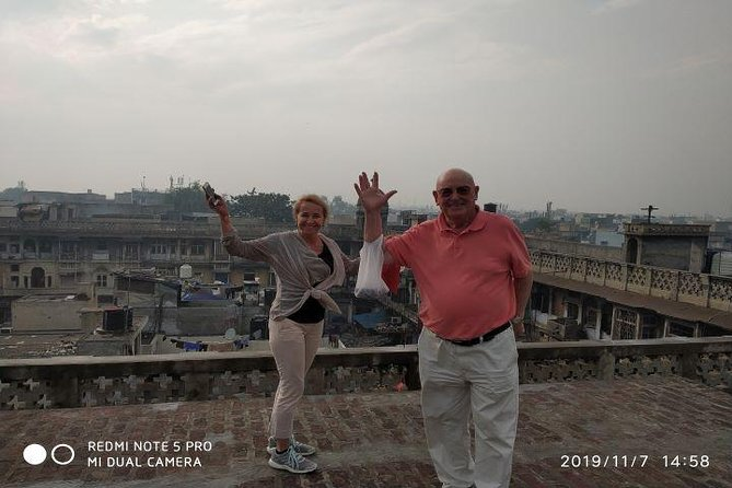 3-4 Hour Old Delhi Heritage Walk Tour with Tuk Tuk Ride Wherever Required photo 44