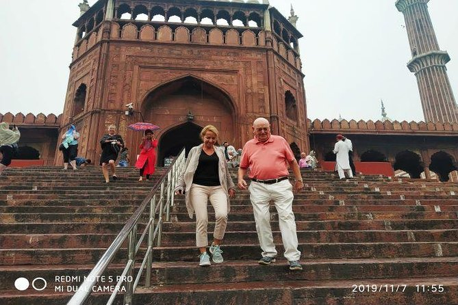 3-4 Hour Old Delhi Heritage Walk Tour with Tuk Tuk Ride Wherever Required photo 12