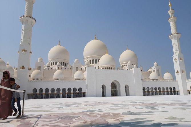 Abu Dhabi Private Tour From Dubai