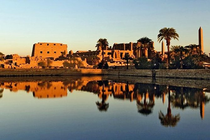 The Jewels Of Egypt's Desert -Multi-Day 5* Cruise, Train & More Luxe Experience