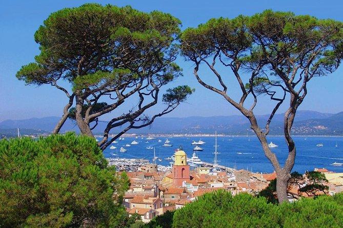 Dazzling Saint Tropez and villages