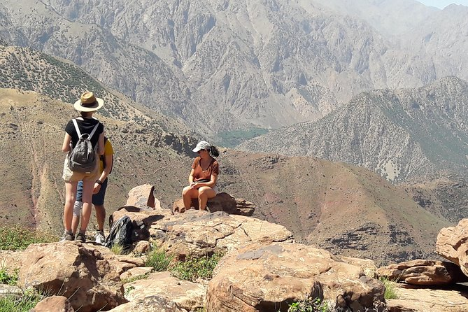 four days of experiencing one of the most intresting plateau in the hight ATLAS