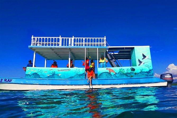 Roatan Private Catamaran Shipwreck, Blue Channel and Starfish with Transfer
