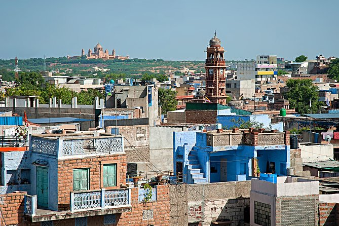 Best of Jodhpur (Guided Full Day City Sightseeing Tour by Car)