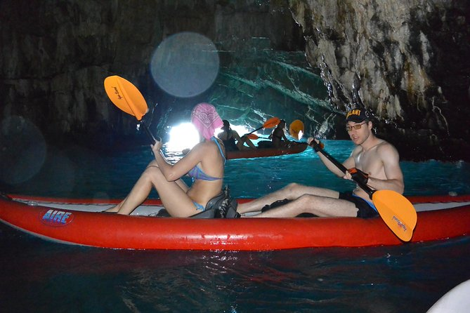 Blue Cave Kayak & Snorkel Adventure from Kotor / Tivat