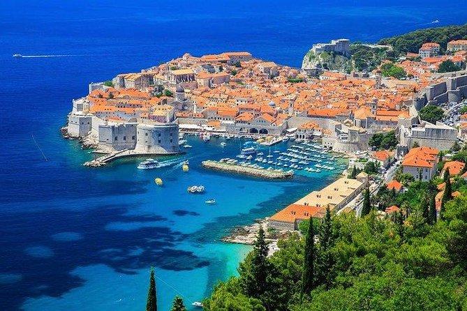 Private transfer Split to Dubrovnik - door to door
