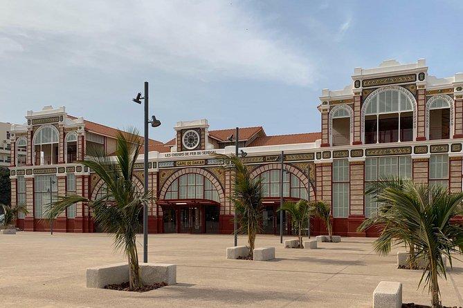Dakar city.