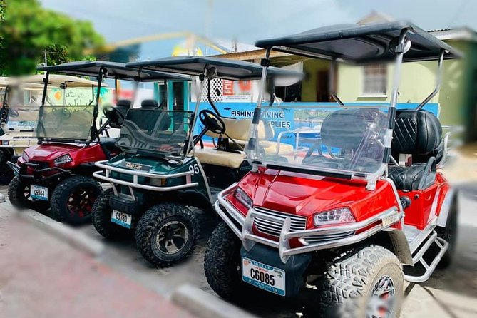 San Pedro Golf Cart Rental