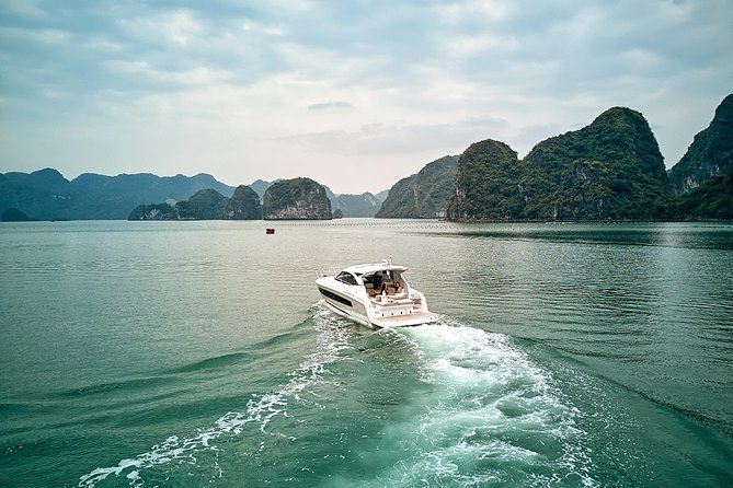 Distinctive Experience on Private Yachts (LEADER 36) - Ha Long Bay Discovery