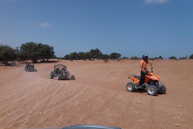 Agadir Quad Half Day