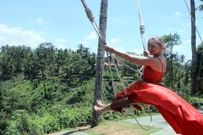 Experience of Ubud Tour with Jungle Swing