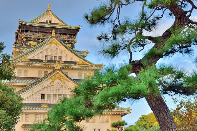 Osaka Castle Castle Tower