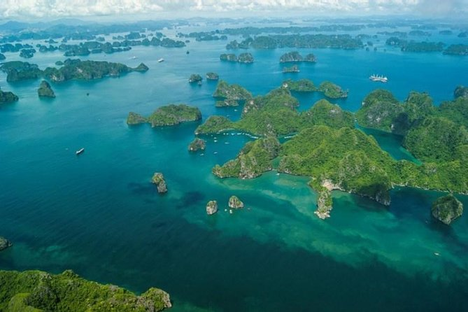 Immerse in Wonders on Private yacht and seaplane - Ha Long Discovery