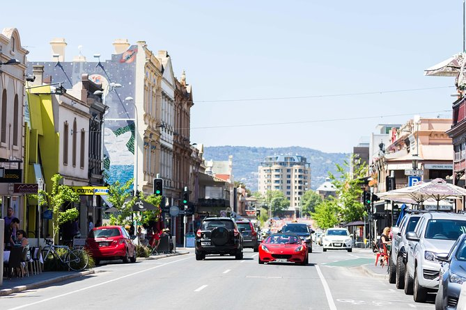 Adelaide 90-Minute Pedicab Tour: City Sights Experience photo 2