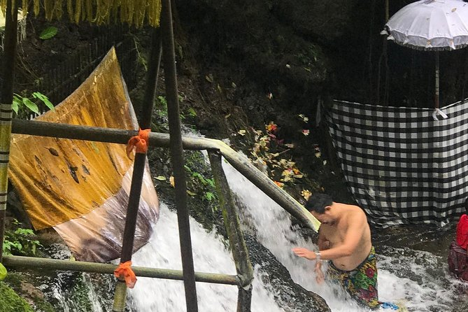 Ubud Meet The Healer & Purification Tour