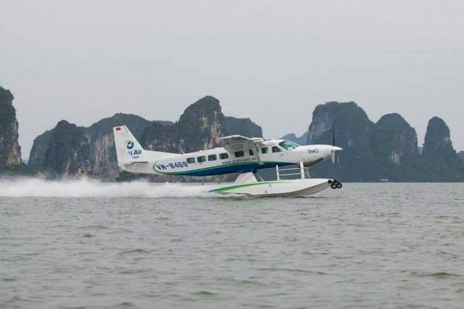 Premium Experience on Private Yacht & Seaplane - Ha Long Bay Discovery