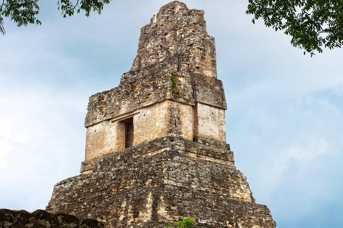Tikal Tour (English - Hebrew)