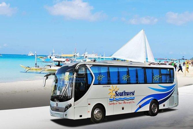 Godofredo P. Ramos Airport Transfers (MPH) for Boracay